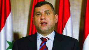 بهاء الأعرجي نائب رئيس الوزراء العراقي - أرشيف