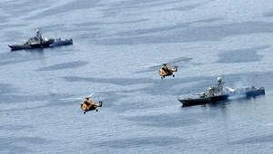 من الأرشيف- مناورة إيرانية في مياه الخليج 7 يناير/ كانون الثاني 2007