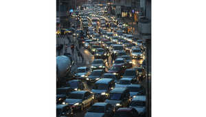بالصور.. أسوأ الإزدحامات المرورية حول العالم