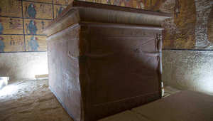 علماء ينسخون قبراً لتوت عنخ آمون وبأدق التفاصيل
