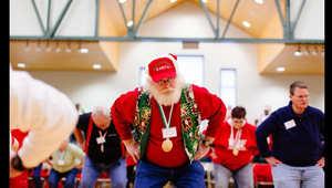 """مدرسة لتحويل البشر إلى """"بابا نويل""""..هل تريد التسجيل فيها؟"""