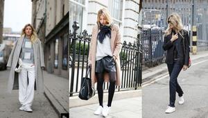 """الأزياء الرياضية تطل """"بأناقة"""" على ساحة الموضة الباريسية"""