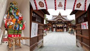 """حرفة """"نينغيو"""" لصناعة دمى """"هاكاتا"""" في مدينة فوكوكا باليابان"""