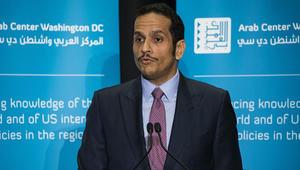 """وزير خارجية قطر: فرض المطالب ليس حلا للأزمات.. ومصير """"الجزيرة"""" لن يُفرض من الخارج"""