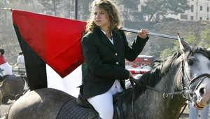 بالصور..إلى صف من تقف الخيول في الحرب السورية؟