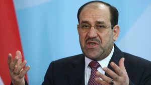 المالكي: بحر من الرجال بدأ بالزحف وسنسحق داعش