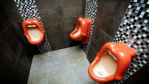 بالصور..ماضي وحاضر ومستقبل تصاميم الحمامات