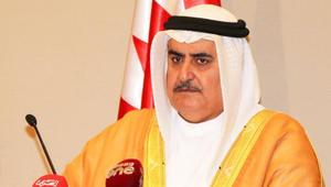 وزير خارجية البحرين: نقف مع السعودية ضد دعاة الإرهاب ووكلاء التنظيمات