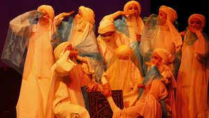 ملحن ايراني يرغب بايصال الموسيقى الصوفية والفارسية إلى العالمية