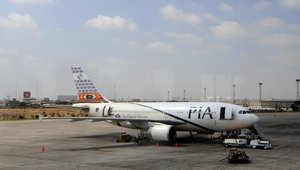 باكستان: قتيل وجريح بإطلاق نار على طائرة قادمة من السعودية إلى بيشاور