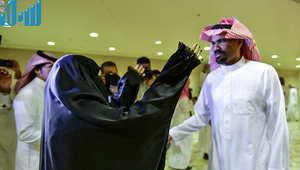 بالصور.. استقبال القنصل السعودي عبدالله الخالدي بالرياض بعد احتجازه 3 سنوات باليمن