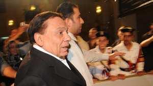 عادل إمام في دار الأوبرا المصرية 2009