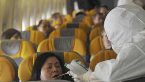 ما هي البكتيريا القاتلة التي تحيا على متن الطائرة؟