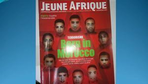 """""""الإرهاب ولد في المغرب"""".. غلاف لمجلة فرنسية يثير ضجة واسعة والإيسيسكو تندّد"""