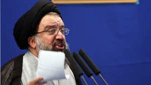 خطيب جمعة طهران أحمد خاتمي