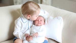 بالصور.. أميرة كامبريدج الصغيرة ستأسر قلبك!