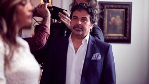 الممثل السوري ماهر صليبي في لقطة من المسلسل.