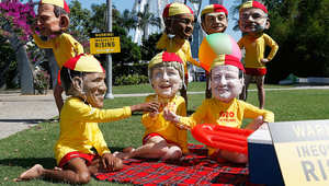 أوباما بالشورت وبوتين بقبعة مضحكة.. كيف استقبلت بريسبين قمة العشرين؟