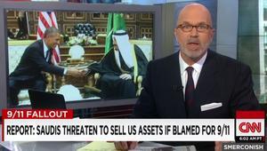 مُؤسسة منظمة دعم ضحايا 9/11 لـCNN: السعودية تهددنا بالانسحاب من حرب داعش.. هل يمكنها التحكم بواشنطن؟