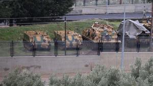 """تركيا: عملية """"غصن الزيتون"""" بدأت.. وغارات جوية على عفرين رغم تهديدات نظام الأسد"""