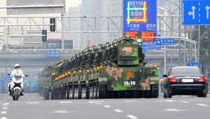 الصين تطور مدفع ليزر قادر على إسقاط الطائرات الموجهة