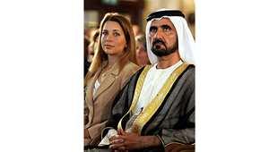 بالصور.. هيا بنت الحسين أميرة الأردن وحرم حاكم دبي