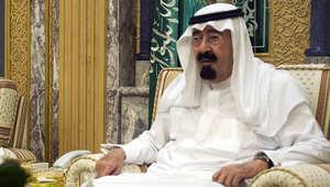 العاهل السعودي الملك عبدالله بن عبدالعزيز