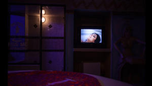 """غرف مخصصة لعشاق """" القلب القوي"""" في فنادق الحب"""