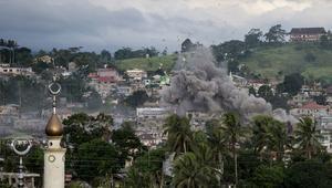 معارك طرد داعش من مدينة فلبينية ستطول ومانيلا تربط العملية بالمخدرات