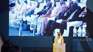 جانب من الاجتماعات الأخيرة للاتحاد الآسيوي في البحرين