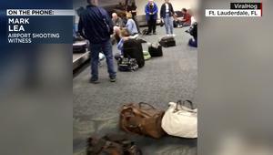 شاهد عيان يروي الرعب في مطار