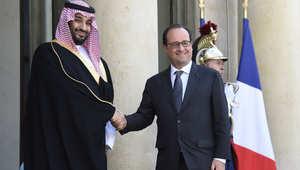 """التفاصيل الكاملة لصفقات محمد بن سلمان في فرنسا.. و""""مجتهد"""": نجح في القفز فوق بن نايف"""
