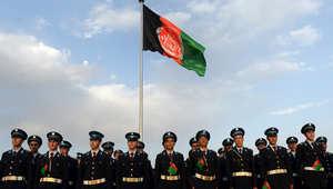 صورة ارشيفية لجنود أفغان