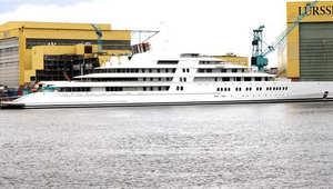 قصر عائم في عمق البحار..هذا ما سيشكله أكبر يخت في العالم