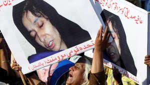 """""""سيدة القاعدة"""" و""""خبيرة الأعصاب"""" ونسيبة خالد شيخ محمد.. من هي عافية الصديقي ولماذا عرضت داعش مقايضتها بفولي؟"""