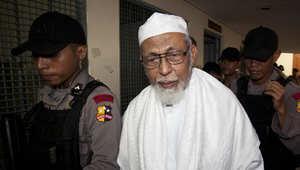 """إندونيسيا تنفي مبايعة """"أبوبكر باعشير"""" لداعش وخليفها وتؤكد ملاحقة أفكار التنظيم على أرضها"""