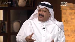 """بالفيديو.. فنّان قطري يهاجم عادل إمام: """"عيب عليك"""" ربط قطر بالإخوان"""
