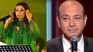 أحلام بهجوم شرس على عمرو أديب: لن أمنحك شرف لقاء الملكة.. إحلم على قدك