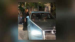 """تباهي أحلام بسيارتها الجديدة يثير تعليقات """"فيسبوك"""""""
