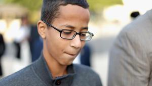 """أمريكا..رفض الدعوى القضائية لـ """"صبي الساعة"""" المسلم """"لعدم وجود أدلة على التمييز"""""""