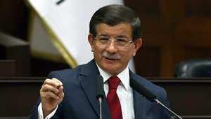 أحمد داود أغلو، رئيس الوزراء التركي