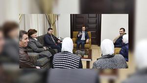 بعد تحدي فيصل القاسم.. سانا تنشر صورة حديثة للأسد