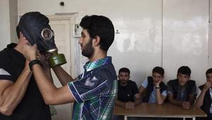 نظام الأسد ينفي اللجوء للكيماوي وأمريكا تتهمه بالكلورين