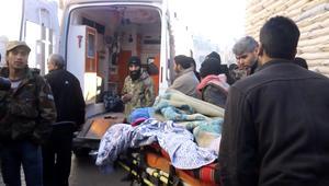 بكاميرا CNN..عمليات إخلاء المصابين من شرق حلب