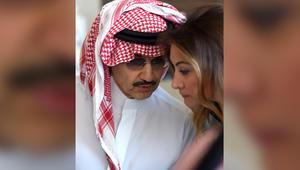 كم تبلغ نسبة النساء السعوديات العاملات في شركات الوليد بن طلال؟
