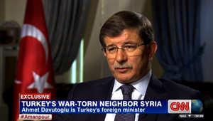 أوغلو لـCNN: ترك الأسد ولّد أزمة أوكرانيا.. وقلب أردوغان يعتصر ألما بسبب كارثة المنجم