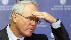 سفير أمريكا السابق بالعراق كريستوفر هيل: السعودية تشهد انتقالا سياسيا وسط قلق من صعود شيعي باليمن