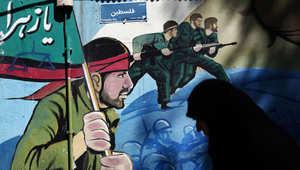 """- قال مسؤولون إيرانيون إن طهران قد زادت عدد من تصفهم بـ""""المستشارين العسكريين"""" في سوريا مؤخرا"""