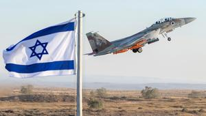 إسرائيل تقصف بطارية صواريخ سورية استهدفت طائراتها فوق لبنان
