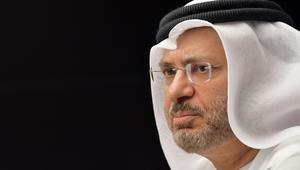 قرقاش من لندن: ثروة قطر تهديد بسبب دعمها الجهاديين ونريد رقابة دولية